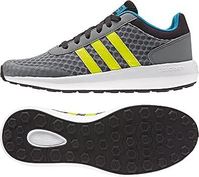 adidas Cloudfoam Race K, Chaussures de Sport garçon