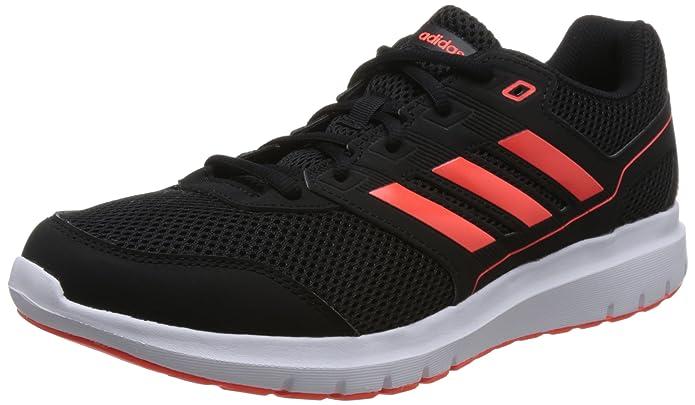 adidas Duramo LITE 2.0 Sneakers Herren schwarz mit orangen Streifen
