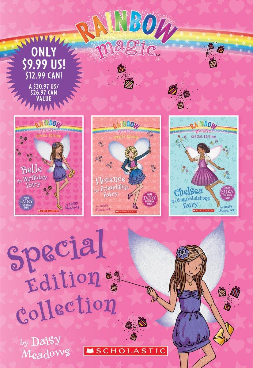 Rainbow Magic Special Edition Collection Amazon Ca Meadows Daisy Books