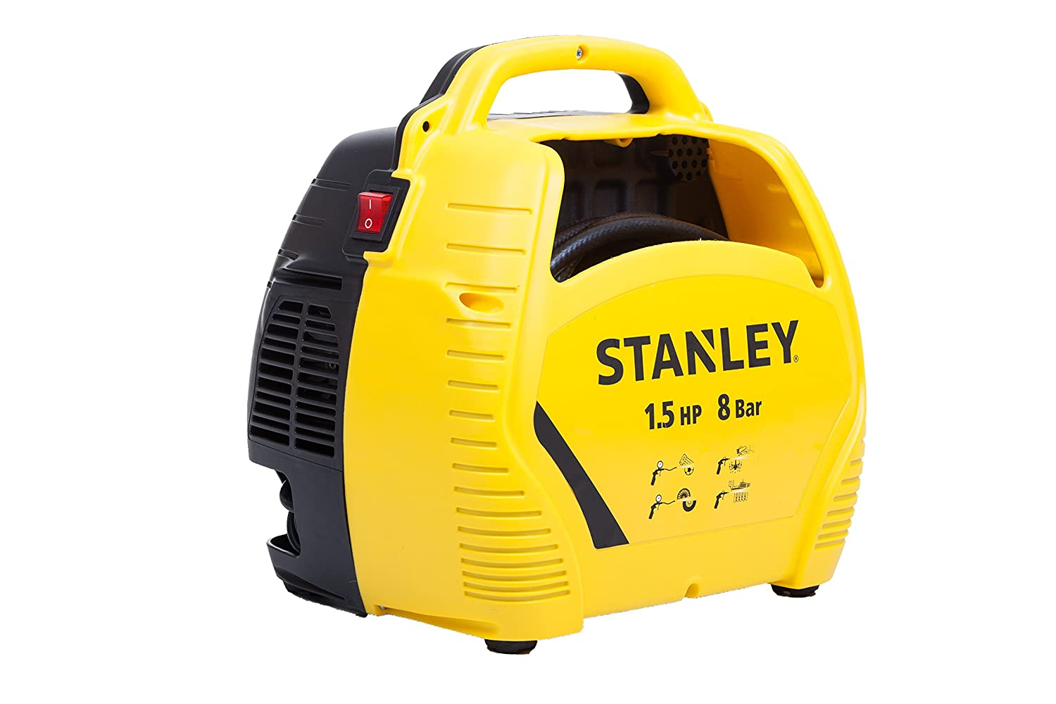 Stanley Portable Kit compresseur air comprimé Air Kit, 1868 Mecafer