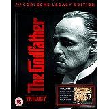 The Godfather Trilogy - Corleone legacy Edition [Blu-ray] [2019] [Region Free]