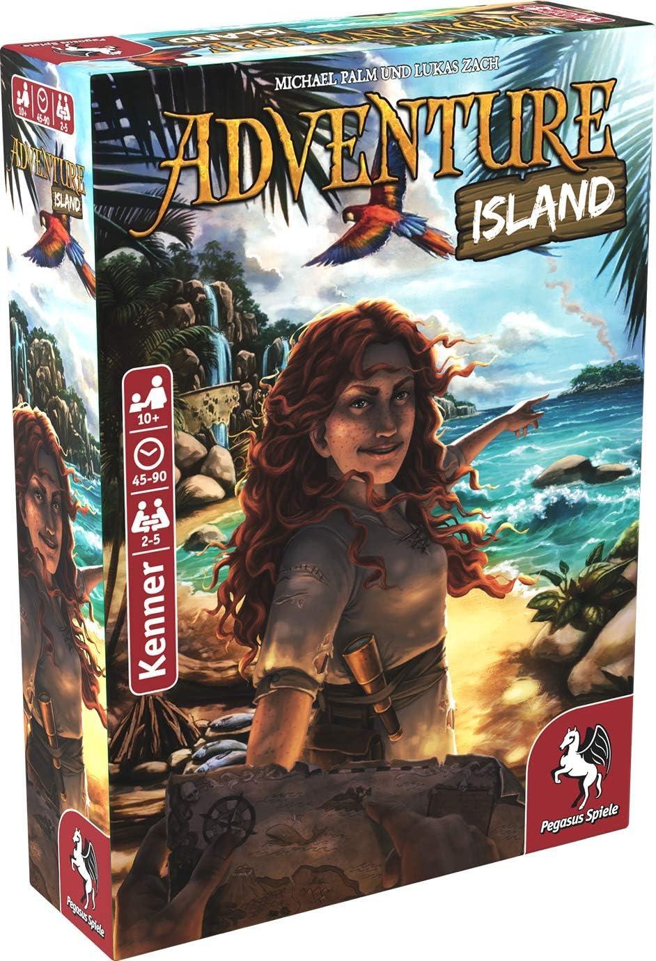 Pegasus Spiele- Juego de Mesa, Color incoloro (51843G): Amazon.es: Juguetes y juegos