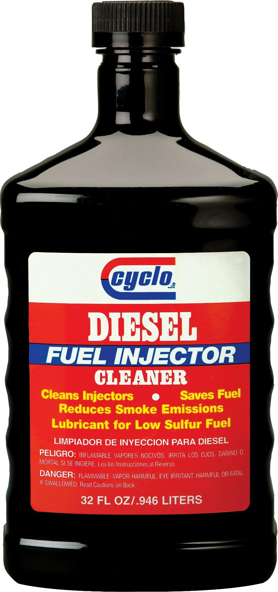 Cyclo - Diesel Fuel Injector Cleaner