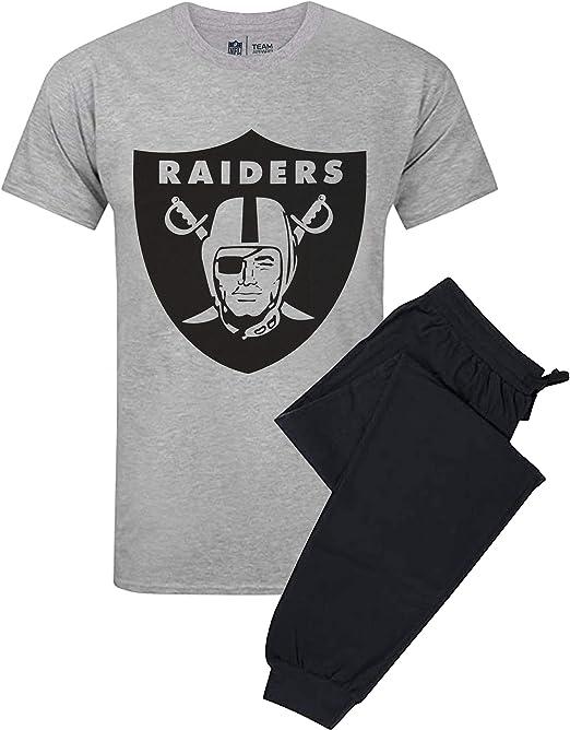 Conjunto de Camiseta y pantalón Lounge de Pijama de fútbol Americano para homb: Amazon.es: Ropa y accesorios