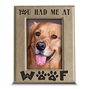 Amazoncom Bella Busta You Had Me At Woof Dog Lover Gift Dog