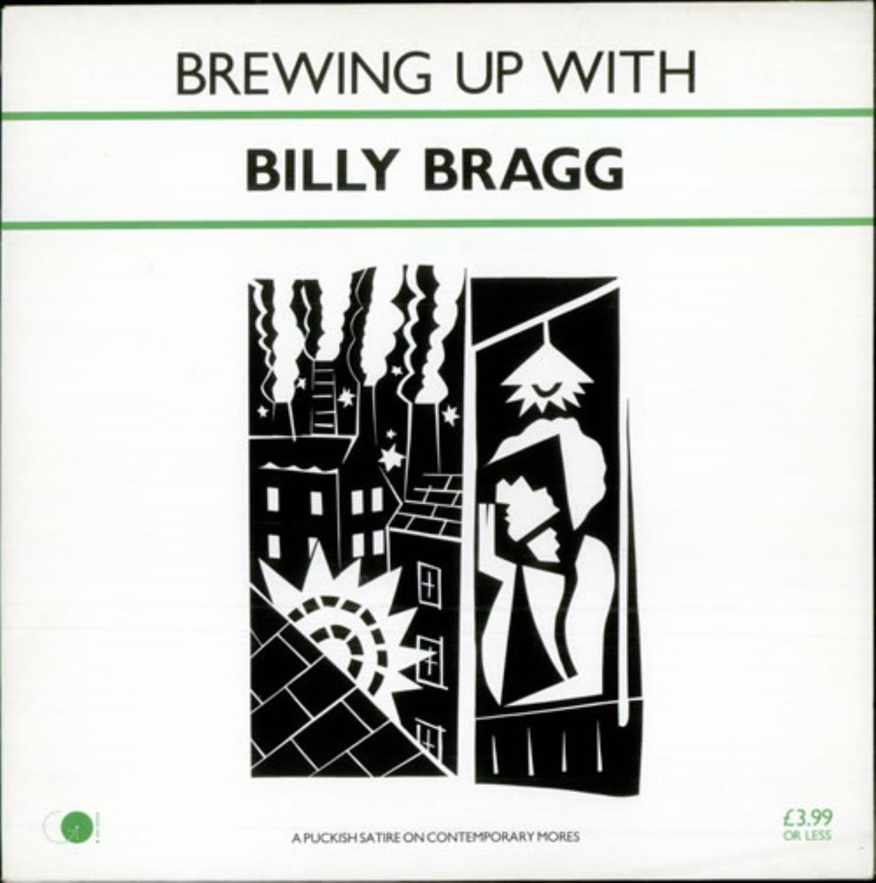Brewing Up With Billy Bragg by Go! Discs