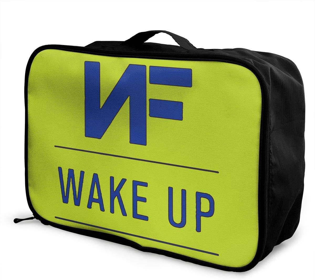 NF Wake Up Carry Lightweight Large Capacity Portable Outdoor Luggage Trolley Bag