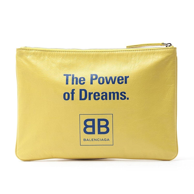 (バレンシアガ) BALENCIAGA クラッチバッグ SUPERMARKET CLIPM スーパーマーケット クリップM [並行輸入品] B079ZQW15L