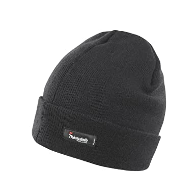 Result Unisex Lightweight Thermal Winter Thinsulate Hat (3M 40g) (One Size)  ( 9b54139c226