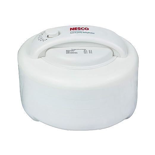 Nesco FD-60 secador de fruta - Deshidratador de fruta Color ...