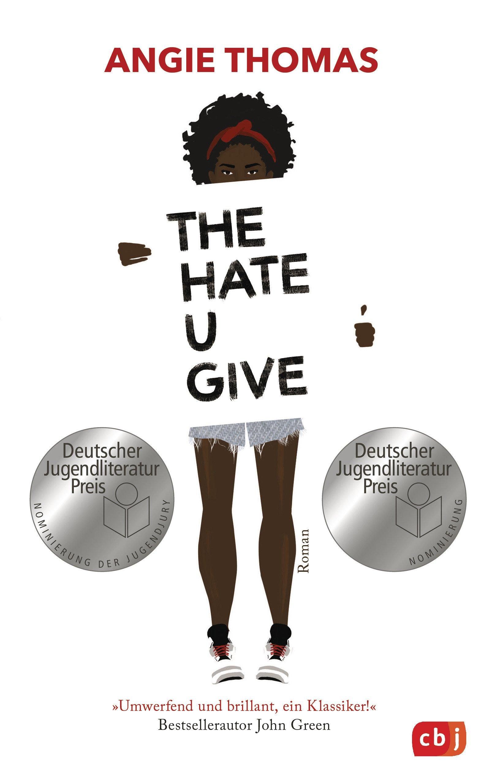 The Hate U Give: Nominiert für den Deutschen Jugendliteraturpreis 2018