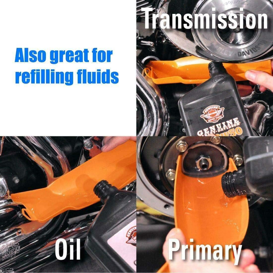 Kit de filtres /à huile pour moto Orange