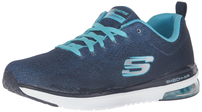 Skechers Skechair Infinity-Modern Chic, Zapatillas de Deporte Para Mujer 36 EU|Nvlb