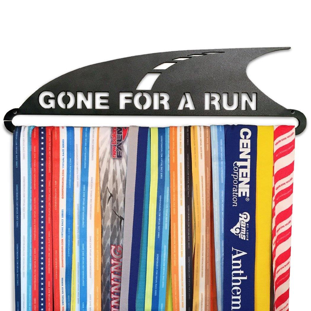 Gone For a Run | Runner's Race Medal Hanger