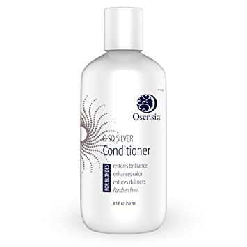 Amazon Com Silver Conditioner For Brassy Hair Toning Purple