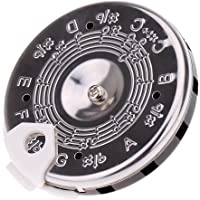 Anself I6Alice A003A(W) PC-C Pitch Pipe 13 Chromatic Tuner C-C Note Selector