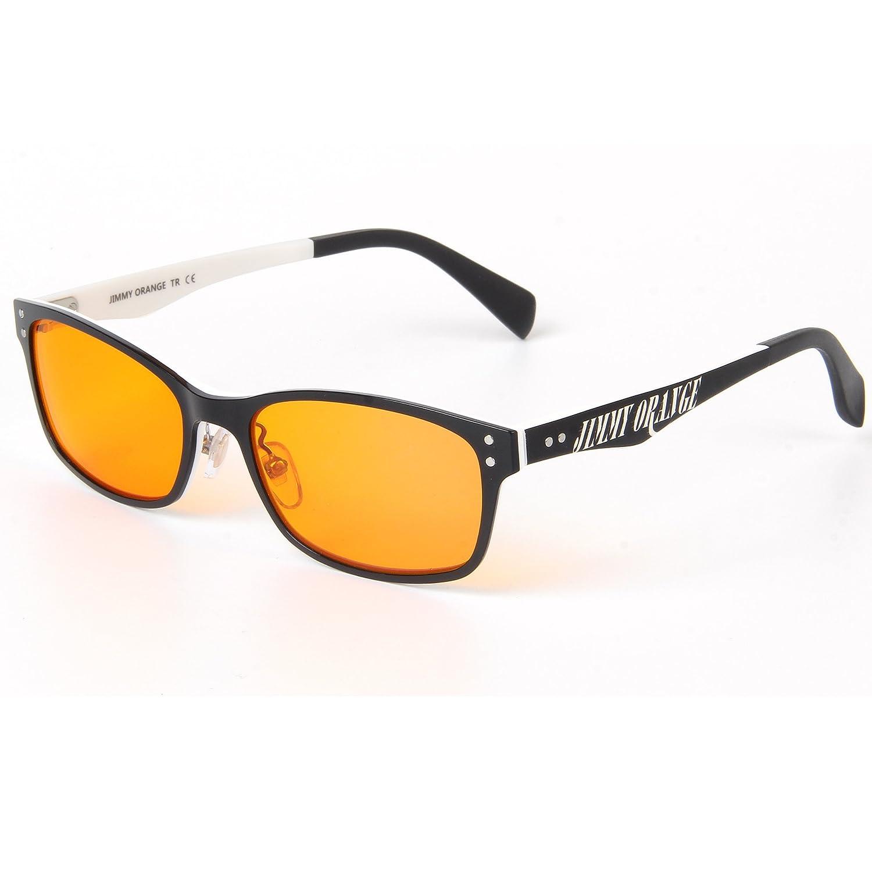 27fb3cd8d47d8 Amazon.com  LianSan Anti Glare Tinted Womens Blue Light Blocking Mens  Computer Glasses Eye Strain Readers Clear Anti Reflective JO8808 Red   Health ...