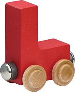 product image for NameTrain Bright Letter Car L - Made in USA