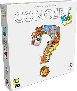 Asmodée- CKA-FR01 Concept Kids, Juego infantil: Amazon.es: Juguetes y juegos