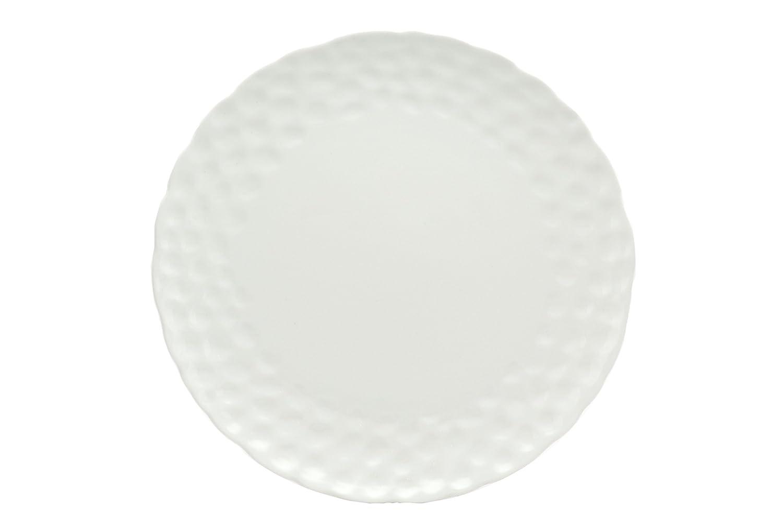 Red Vanilla RV750-016 16-Piece Vanilla Marble Round Dinner Set