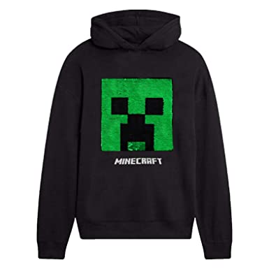 Minecraft Felpa con cappuccio Felpa Con cappuccio