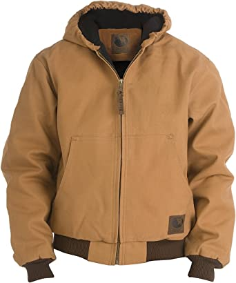 Berne Original Hooded Jacket New