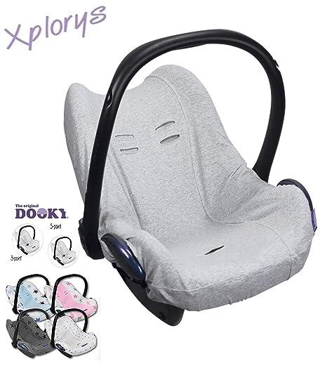 Original DOOKY BabyFit ** Funda universal para sistema de cinturón de 3 y 5 puntos