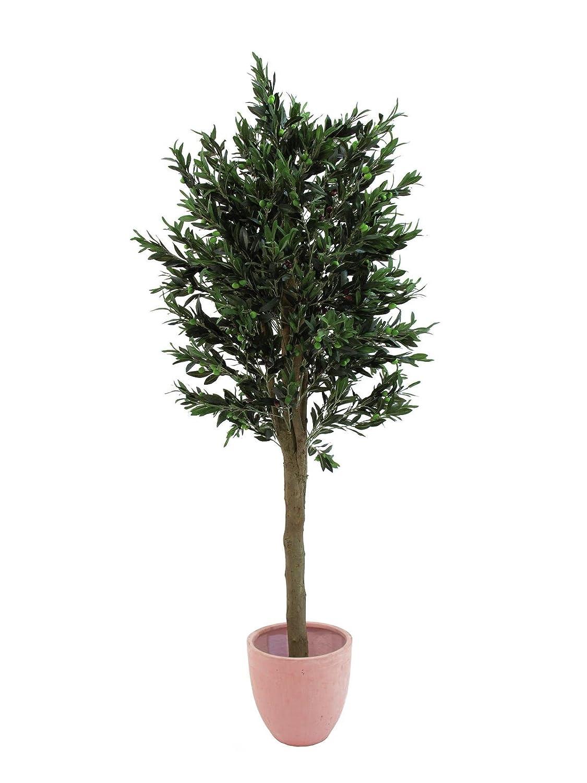 Europalms Olivenbaum mit Früchten Kunstpflanze 250cm