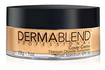 Amazon.com: Dermablend Cover Creme High Coverage Foundation with SPF ...