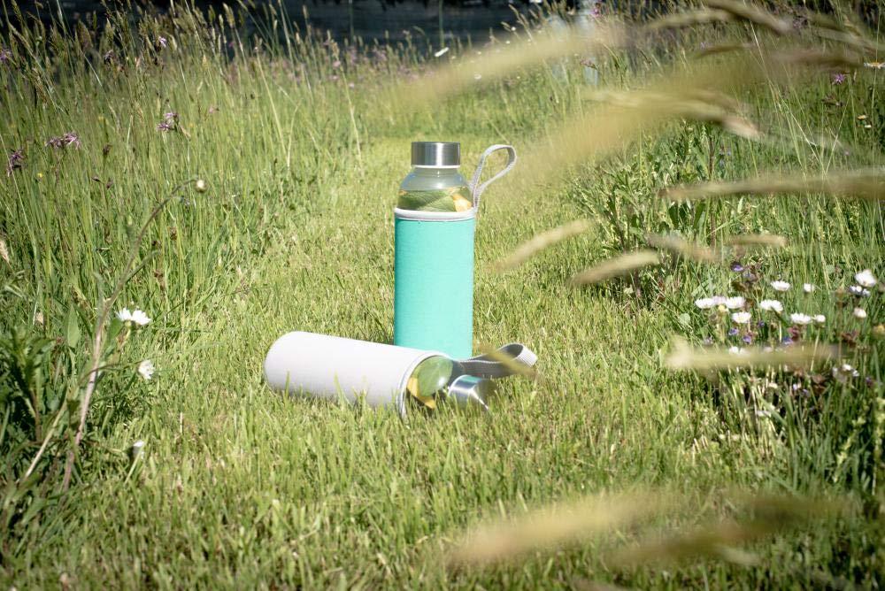 Grau STEUBER 054520-1 Trinkflasche