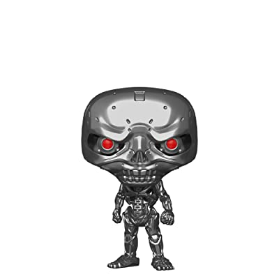 Funko Pop! Movies: Terminator Dark Fate - Rev - 9: Toys & Games