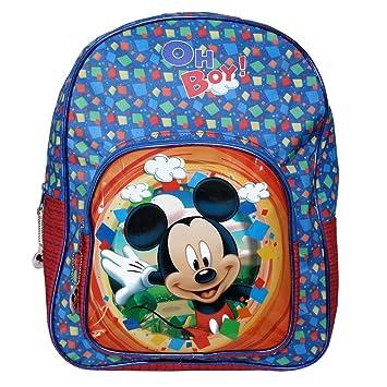 Mochila Mickey Disney Oh Boy grande