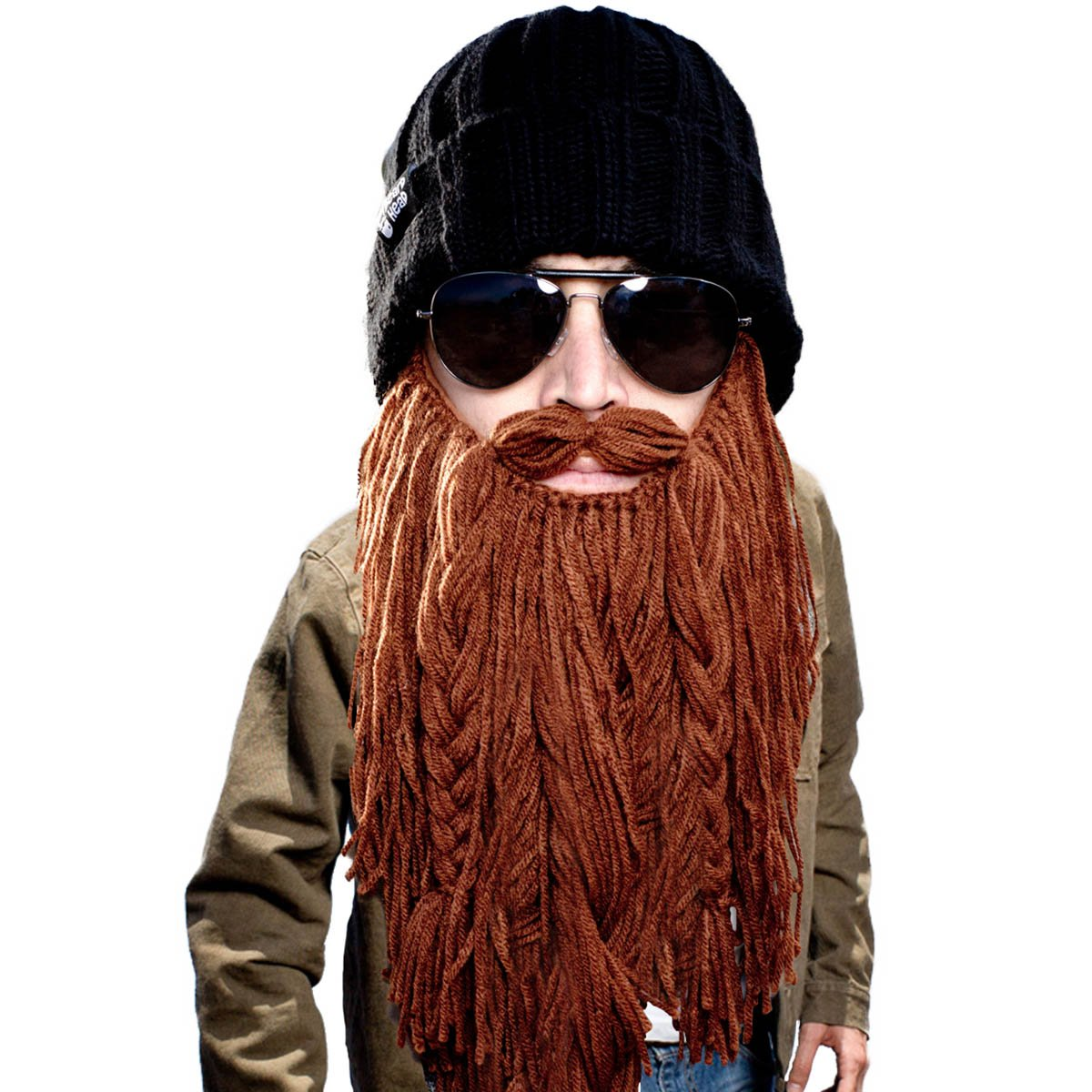 c7ec43096df THE ORIGINAL BARBARIAN ROADIE BEARD HAT ❅ – The award-winning
