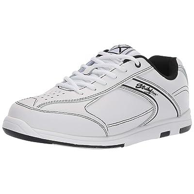 KR Strikeforce M-035-110 Flyer Bowling Shoes, White/Black, Size 11: Sports & Outdoors