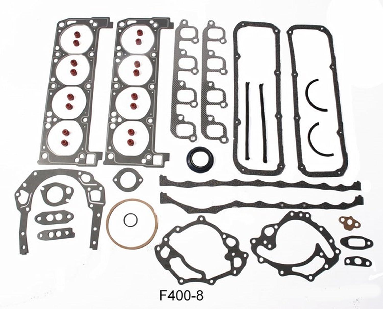 1977-1982 Ford 400 6.6L 6.6 OHV V8 Master Engine Rebuild Kit FITS