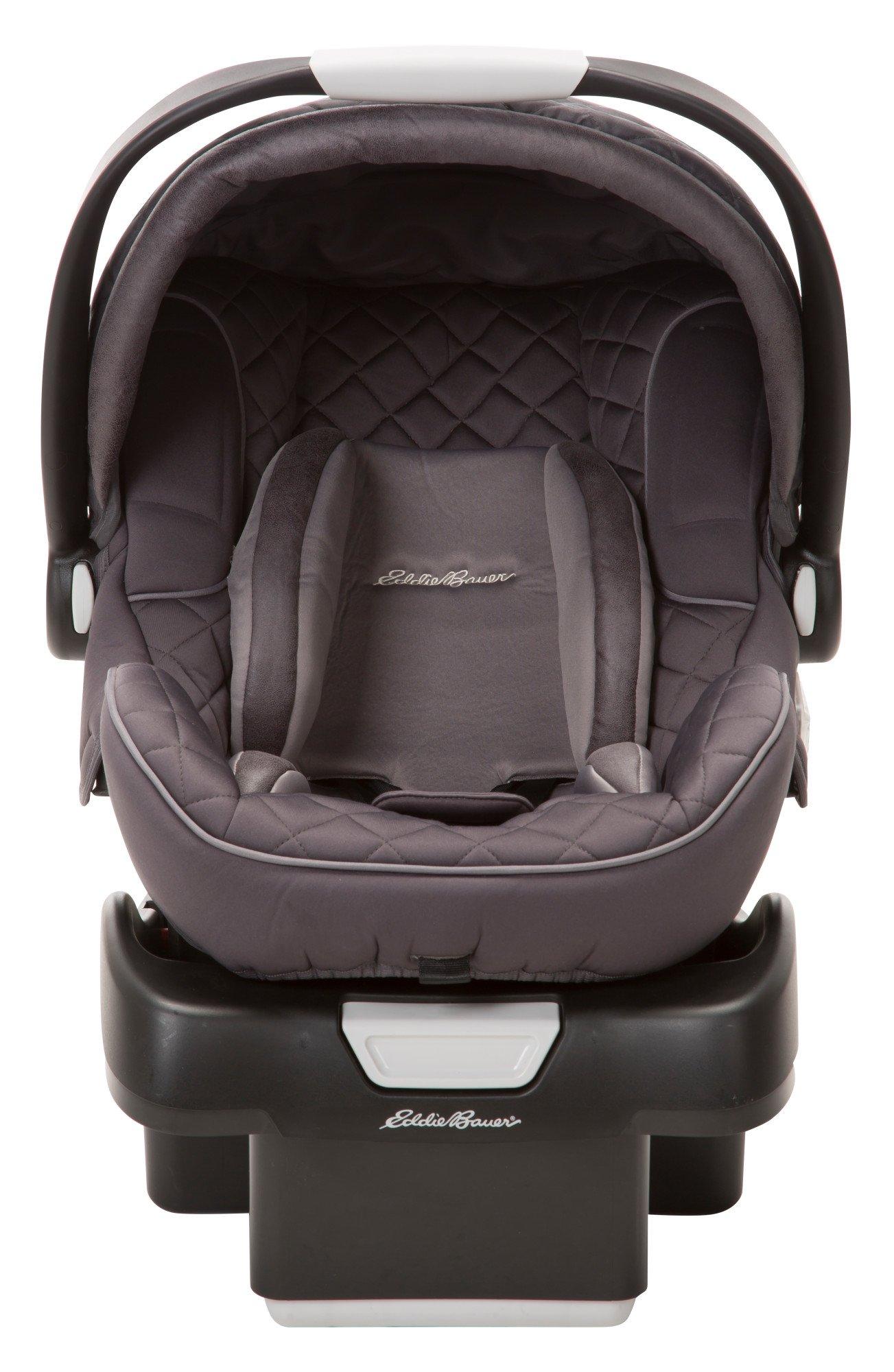 Eddie Bauer SureFit Infant Car Seat Graphite