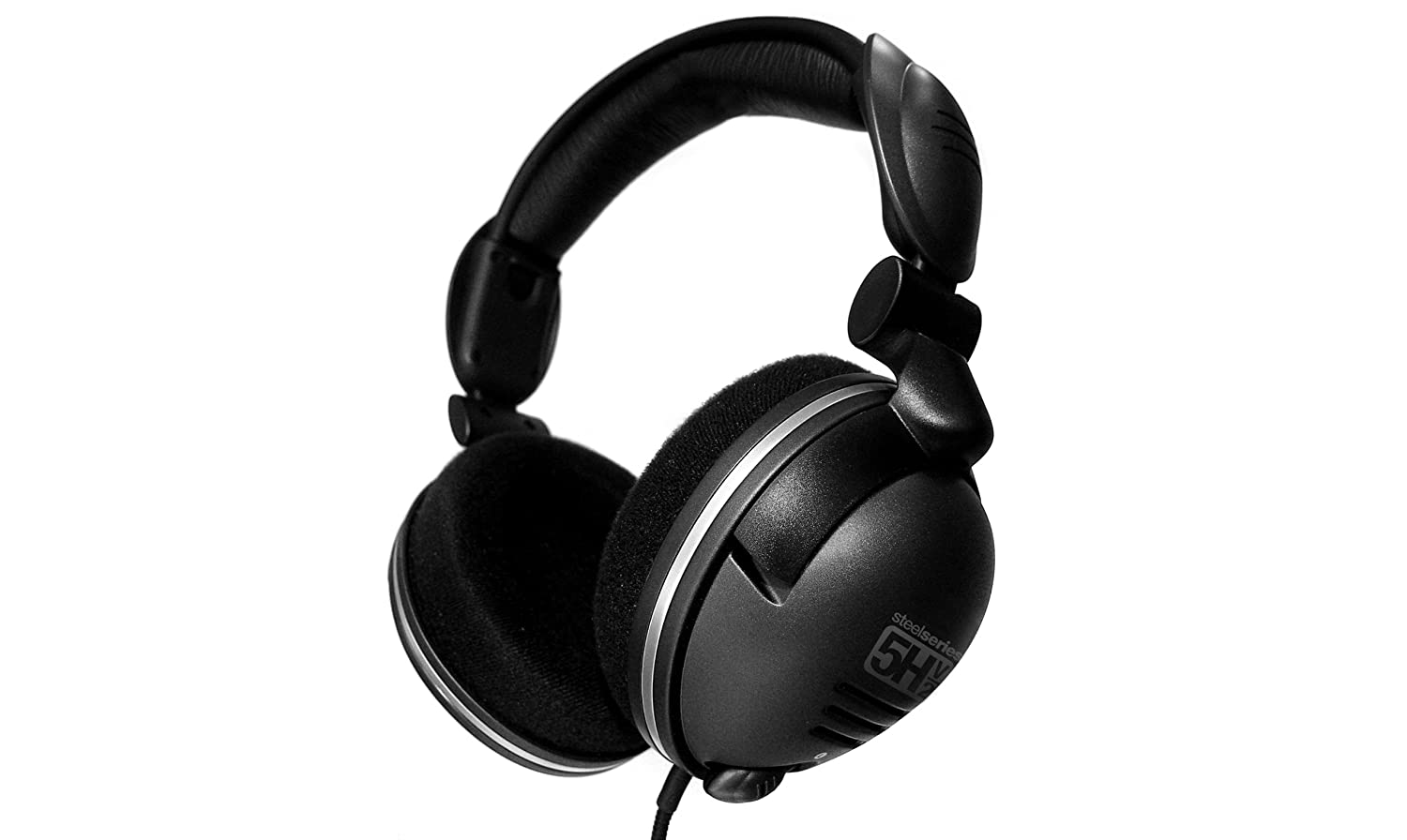 Steelseries 5h V2 Usb Headset Pc Video Games Soundcard Steel Sound 5hv2 Virtual 71 Surround