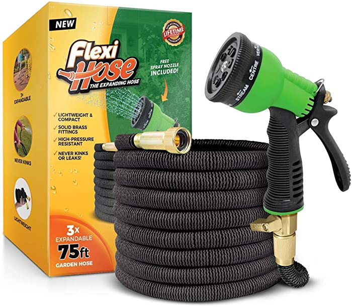Top 10 50′ Never Kink Garden Hose