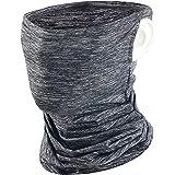 Neck Gaiter Balaclava Bandana Headwear, Ice Silk Cooling Sports Face Scarf for Dust Outdoors