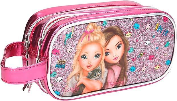 Depesche 8924 Estuche Funda TOPModel Friends, Color Rosa: Amazon.es: Juguetes y juegos