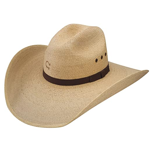 Image Unavailable. Image not available for. Color  Charlie 1 Horse Maverick  Palm Hat 8df956507077