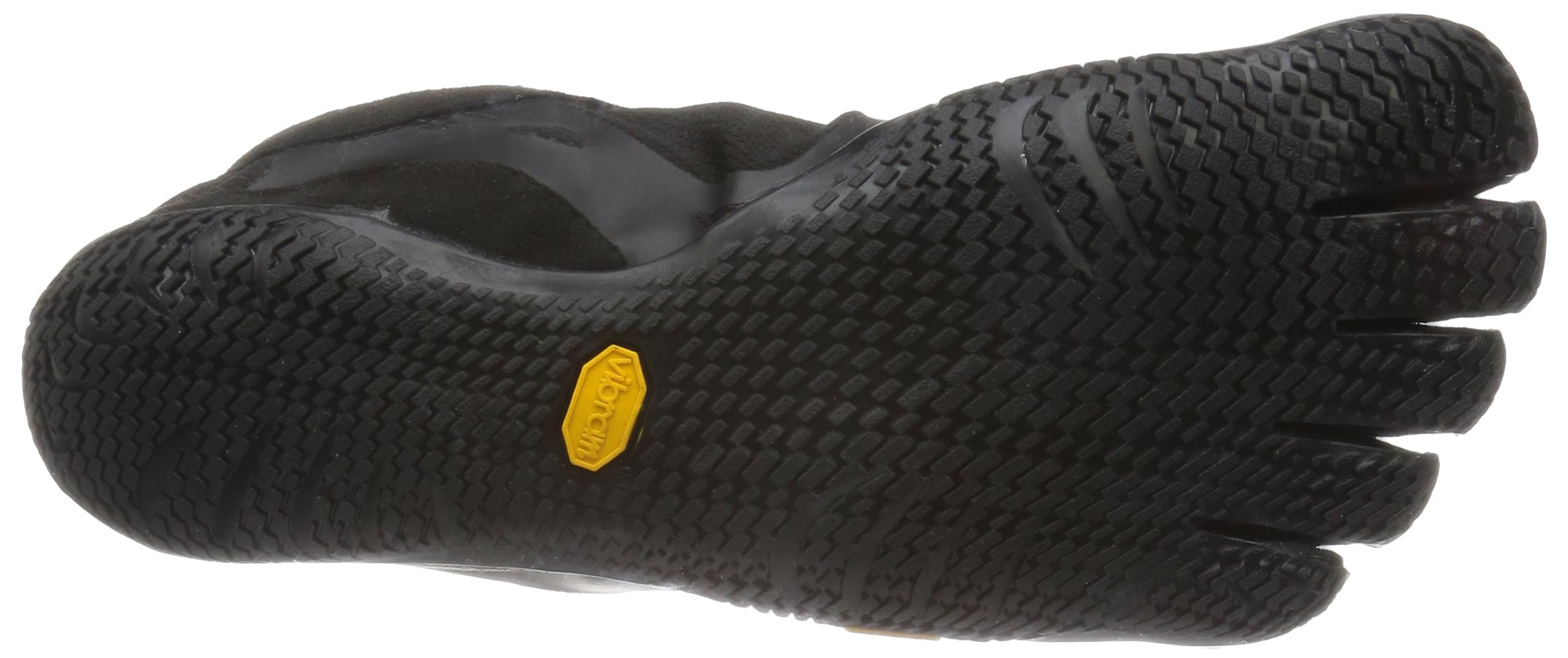 Vibram Men's KSO EVO Cross Training Shoe,Black,41 EU/8.5-9.0 M US by Vibram (Image #3)