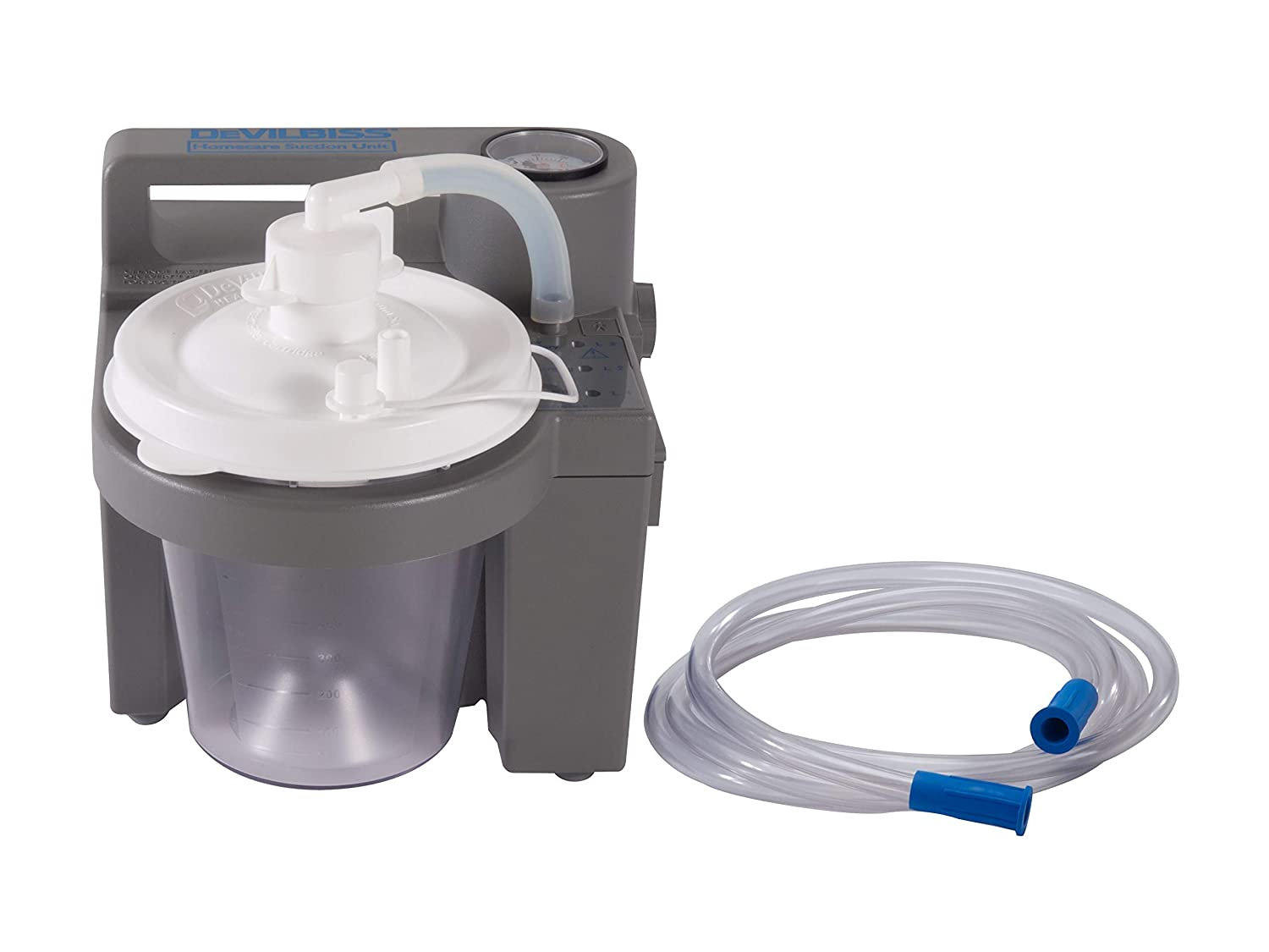 Home Use Portable Suction Secretion Machine For Mucus With Battery