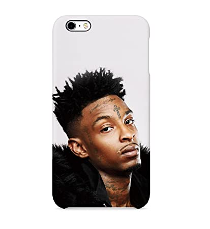 21 Savage Christmas.Amazon Com 21 Savage Photo Death Stare Protective Case Cover Hard