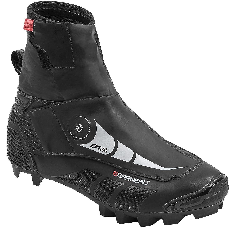 [Louis Garneau] イルスガーナー スポーツ サイクリング シューズ Men's O LS-100 Cycling Sho Black [並行輸入品] B071LPMD85 37