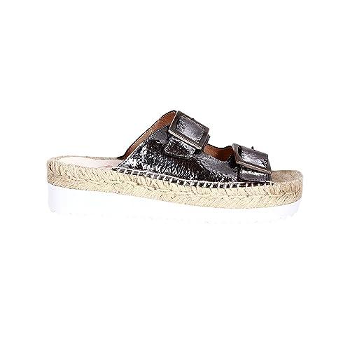 GAIMO ESPADRILLES - Alpargatas para mujer gris gris: Amazon.es: Zapatos y complementos