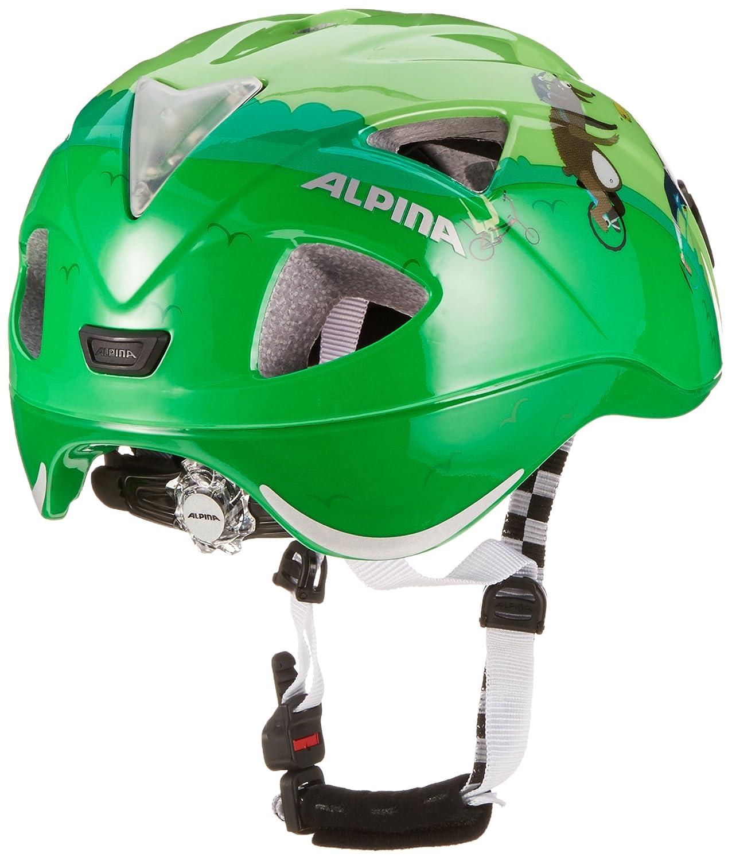 ALPINA Bambini Ximo Flash Casco da Bicicletta  Amazon.it  Sport e tempo  libero c3c3c014d4e1
