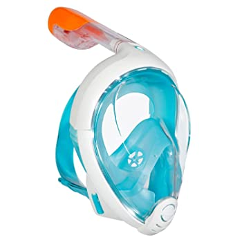 Tribord Easybreath Anti-Fog Snorkel Mask