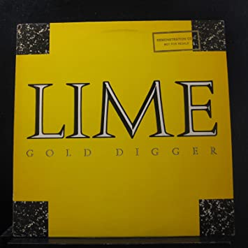 Amazon.com: Lime - Gold Digger - Lp Vinyl Record: Music