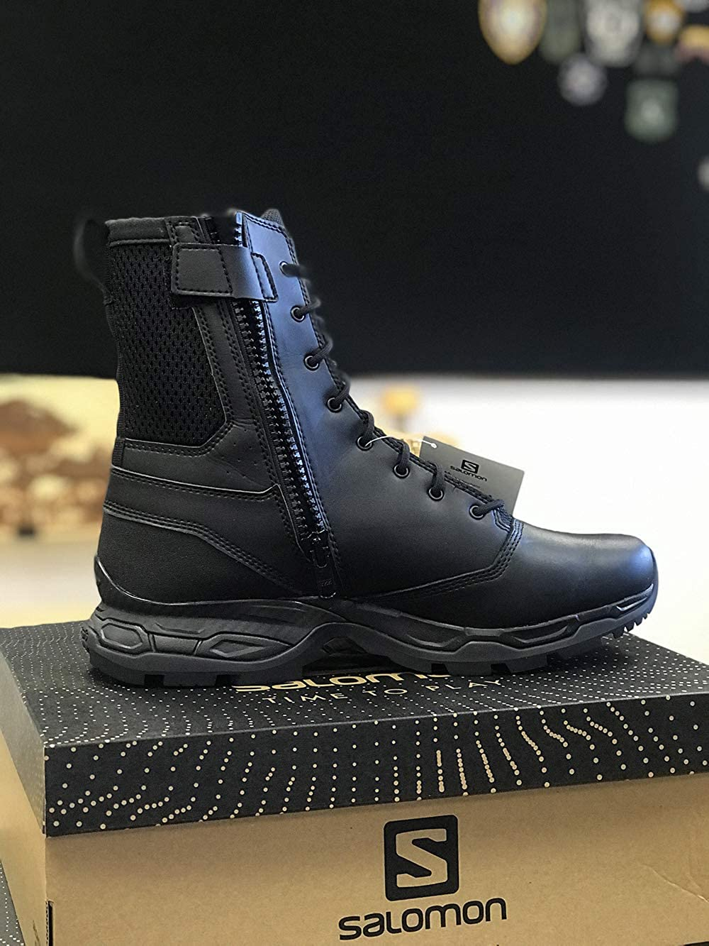 Salomon Urban Jungle Ultra Side Zip Boot